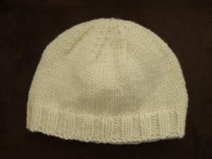 2dc631b647e apparence modèle tricot bonnet bébé facile ...