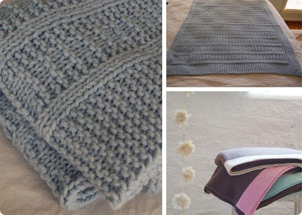 idée de couverture de bébé tricotée patron tricot couverture bébé idée de couverture de bébé tricotée