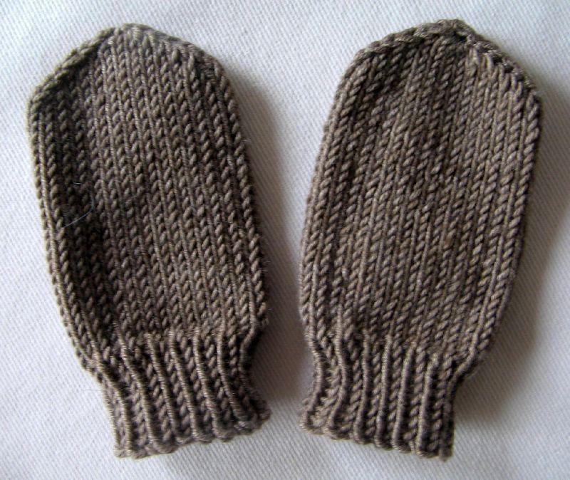 patron tricot gant femme