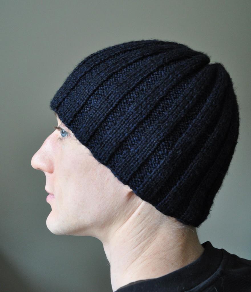 tricoter un bonnet homme aiguille 4