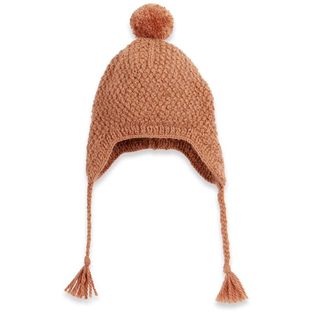 modèle tricot bonnet peruvien gratuit