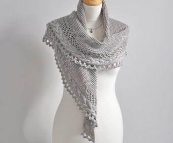 chales tricot gratuit