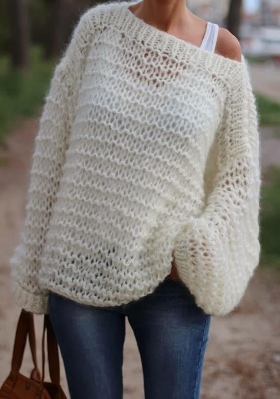 modele tricot facile crochet
