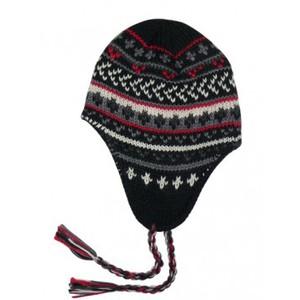 8e3e7f506fd aperçu modèle tricot bonnet peruvien gratuit