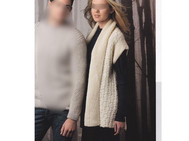 Mod le tricot gilet veste femme - Modele poterie pour debutant ...