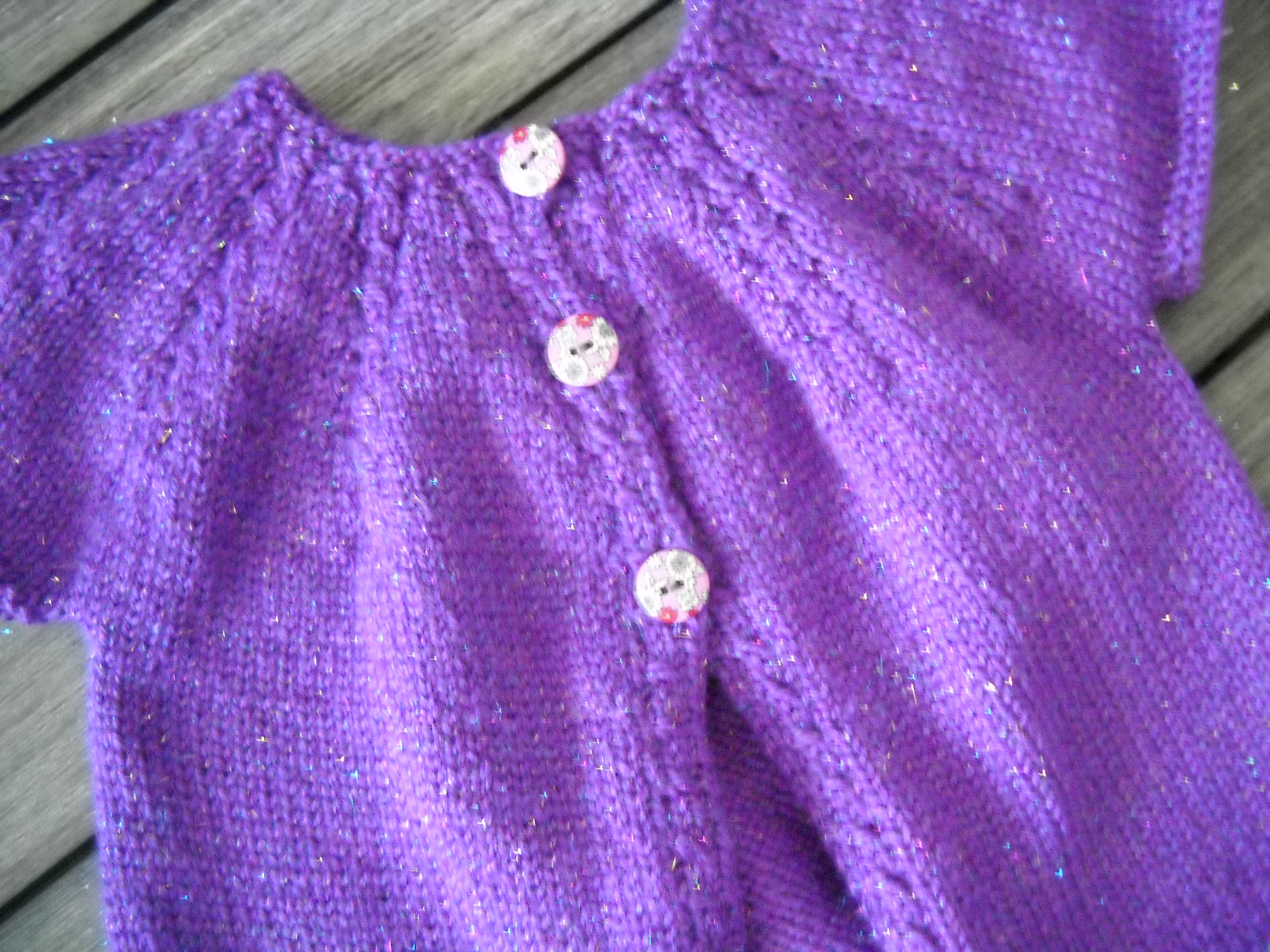 modèle tricot gilet sans manche fille gratuit