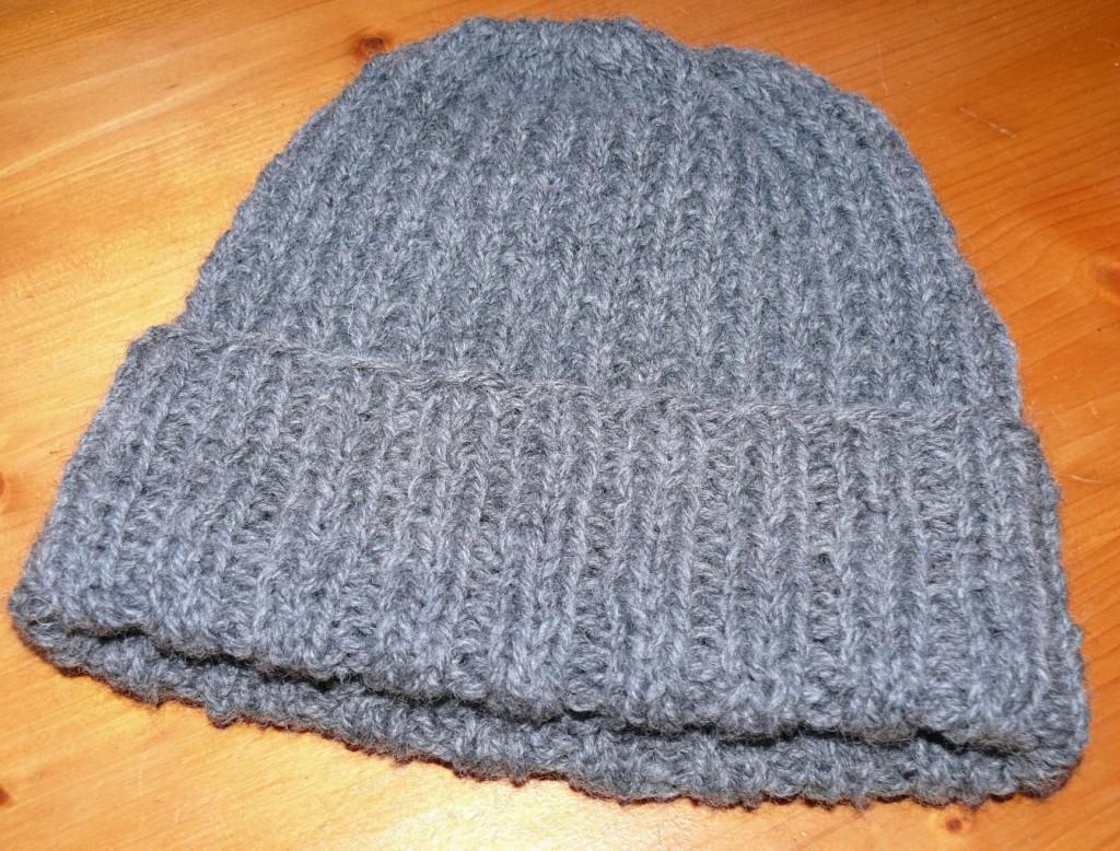 Modele tricot bonnet homme aiguille 6 - Modele tricot aiguille circulaire ...