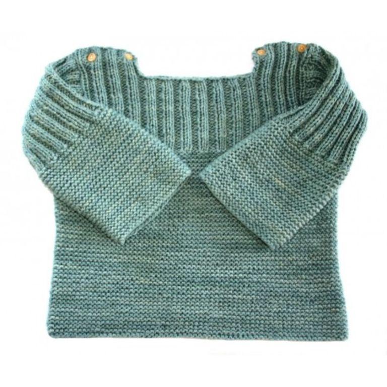patron tricot bébé garcon gratuit
