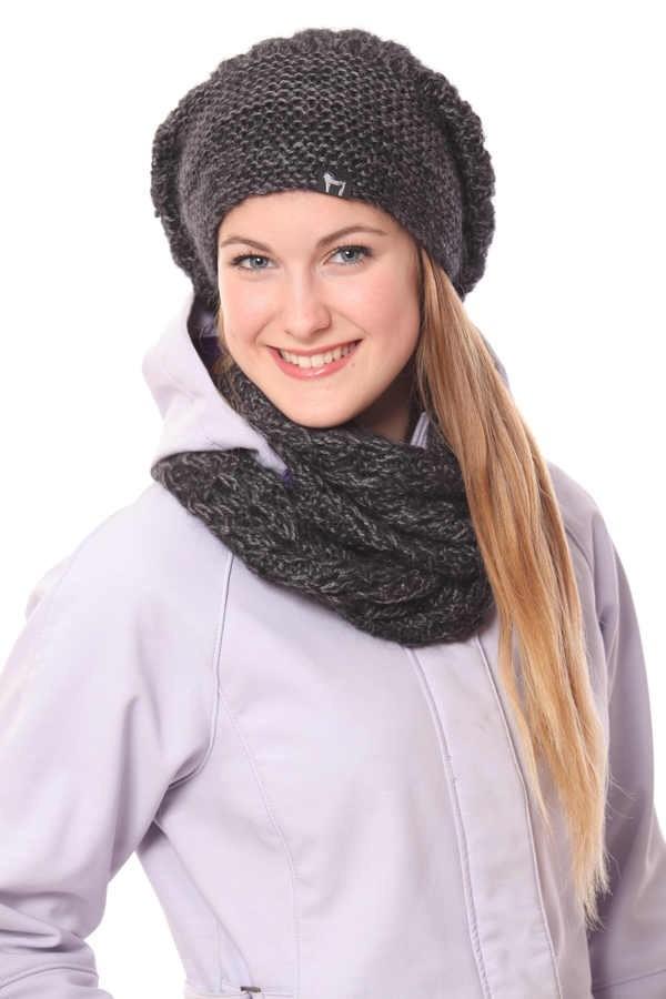 modèle tricot tuque