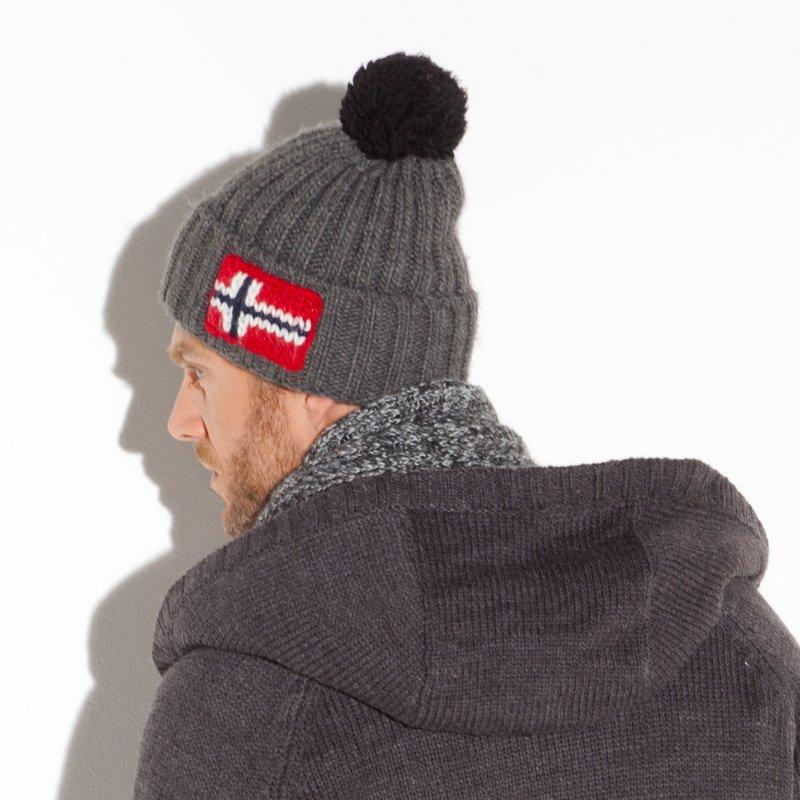modèle tricot bonnet napapijri