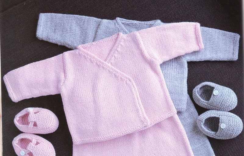blog de tricot layette