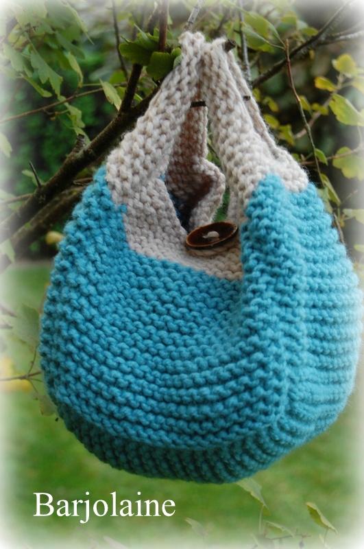 Mod le tricot sac facile - Modele mitaine tricot facile ...