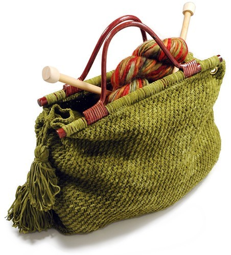modele tricot gratuit sac