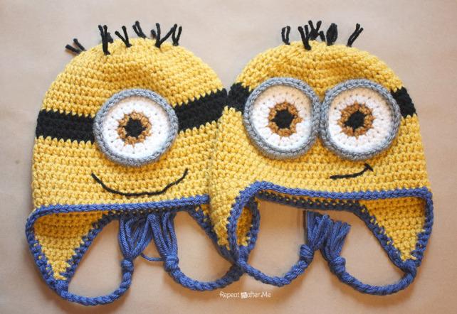 tricoter un bonnet mignon