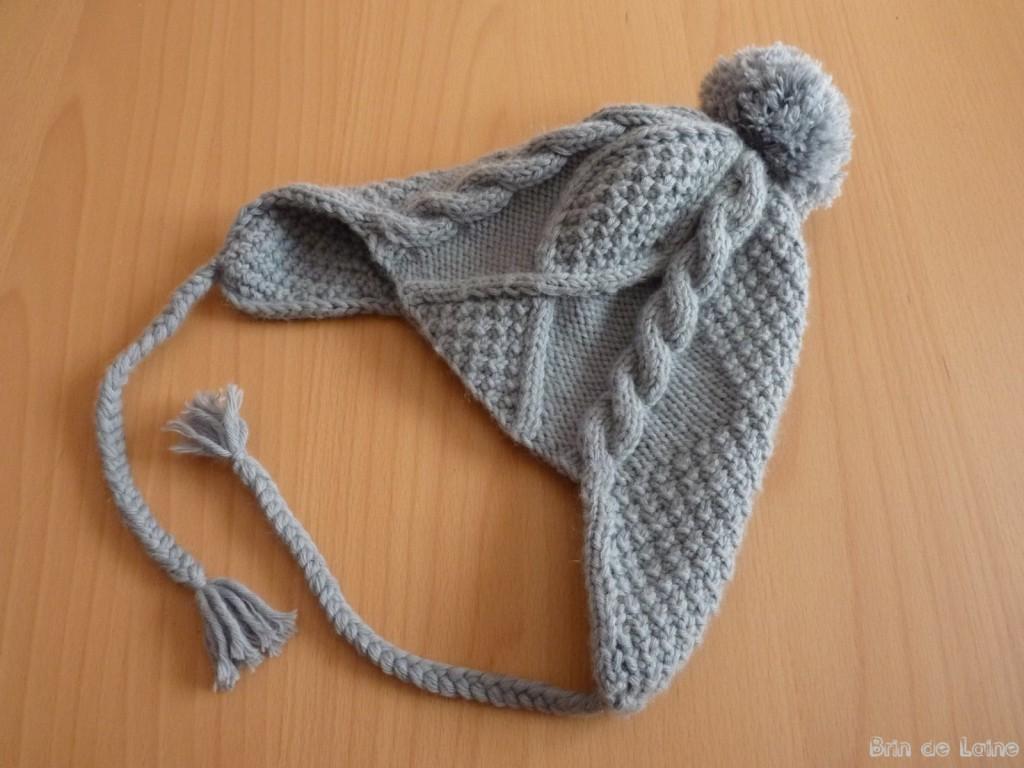 explication modèle tricot bonnet peruvien gratuit b0b216c91e7