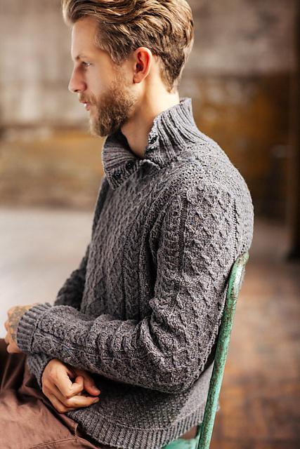 modèle tricot homme gratuit 2009