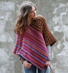 Comment tricoter un poncho pour bébé  Des conseils pour les mamans