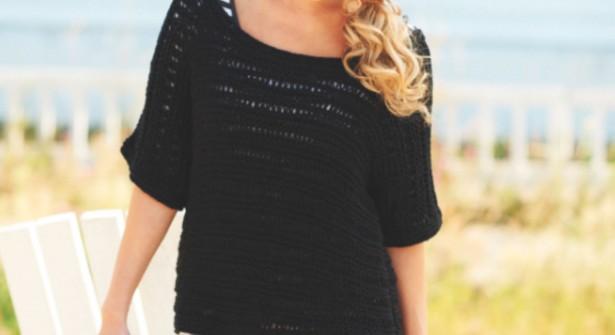 Tricoter un pull simple nos conseils - Apprendre a tricoter un pull ...
