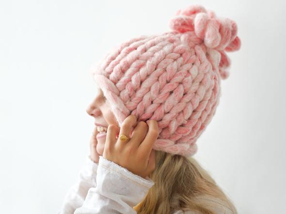 modele tricot gratuit grosse laine