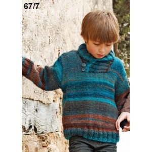 modele tricot pull 10 ans