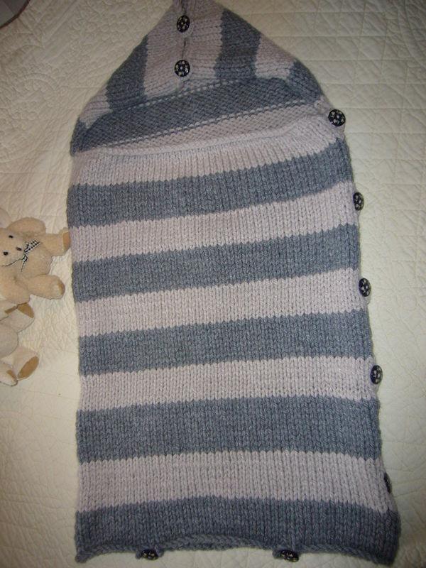 modèle tricot nid d ange gratuit