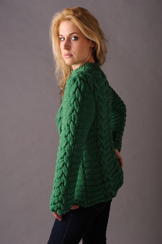 modele tricot aiguille 8