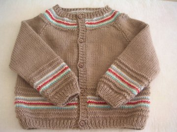 modele tricot pull garcon 2 ans