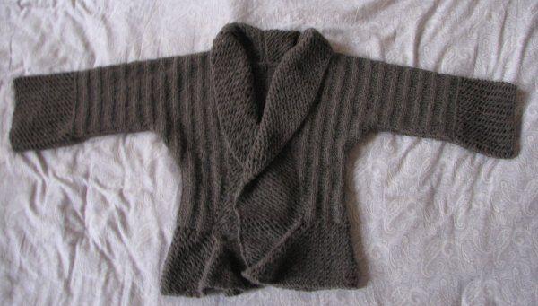 modele de tricot facile