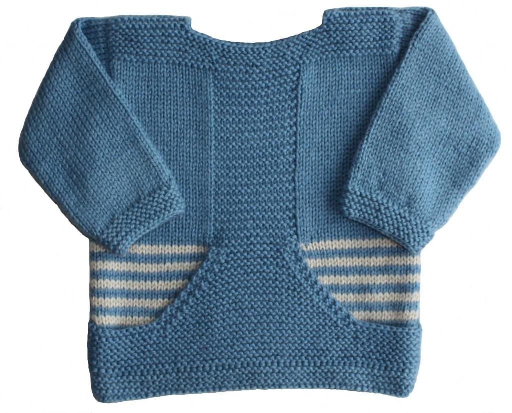 modèle tricot pull garcon 10 ans