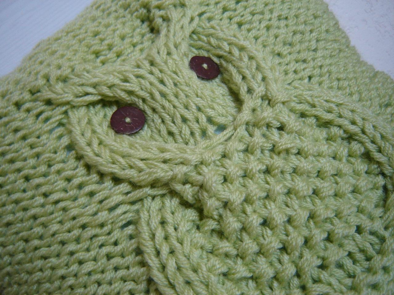 patron tricot gratuit tuque hibou