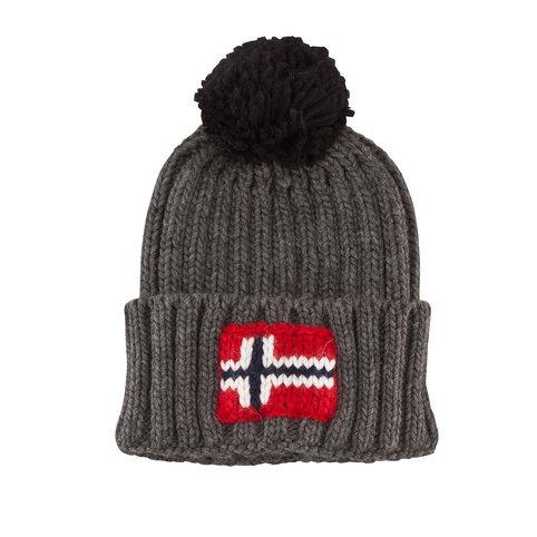 patron tricot bonnet napapijri