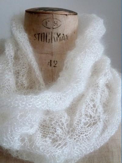 Pourquoi et comment tricoter un échantillon in the loop  Le webzine des
