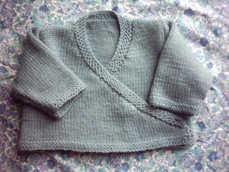 tuto layette tricot facile
