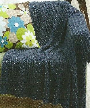 patron gratuit tricot jete