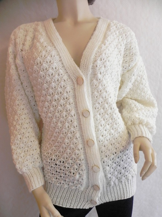 tricot main modele