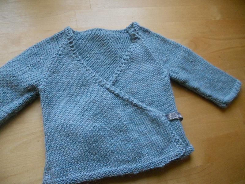 modele tricot bebe 1 an