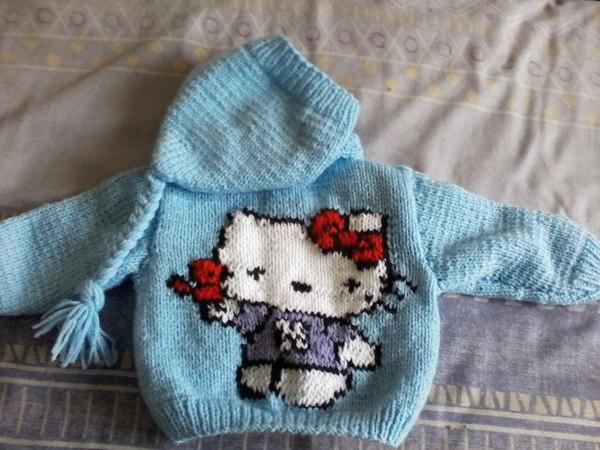 Modele tricot hello kitty gratuit - Grille un feu orange combien de point ...