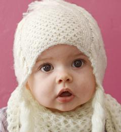 modèle tricot beret bébé gratuit