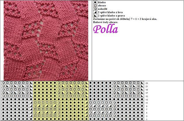 modele tricotaje 7 pitici
