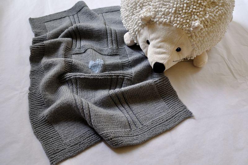 modèle tricot couverture bébé phildar 84a1dddf693