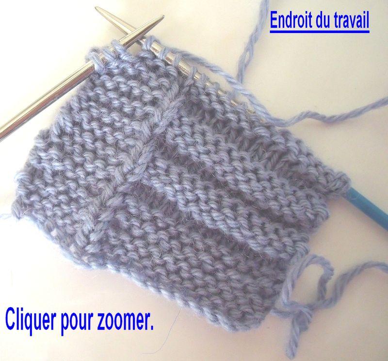 explication modèle tricot gratuit moufles bébé a35f7780027