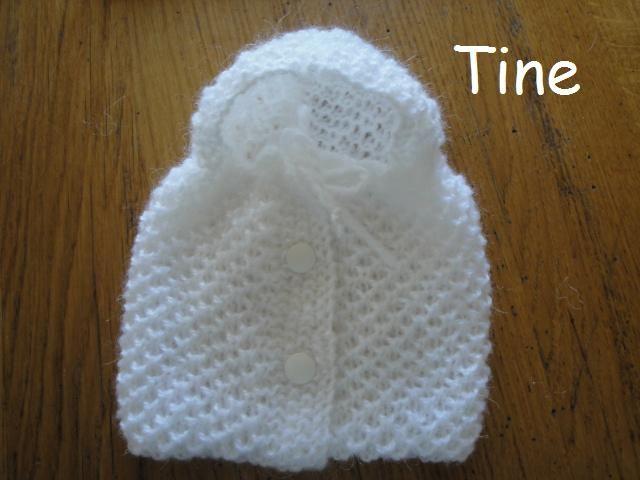modèle tricot angeline