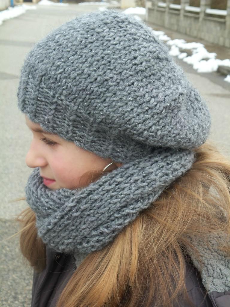 Gratuit mod le tricot bonnet beret - Aiguille a tricoter grande longueur ...