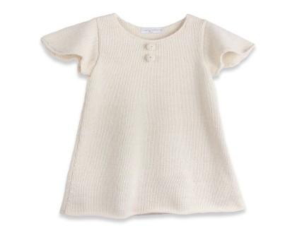 modèle gratuit tricot robe fille 3 ans