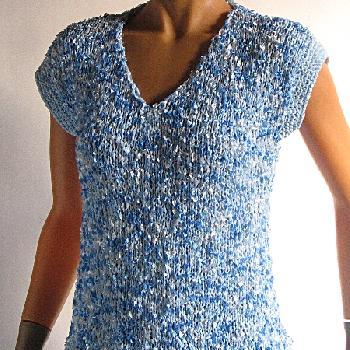 explications gratuite tricot debardeur femme