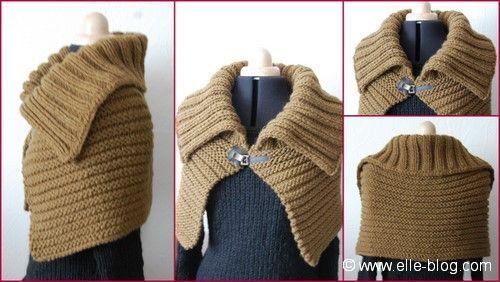 Mod le tricot facile - Modele mitaine tricot facile ...