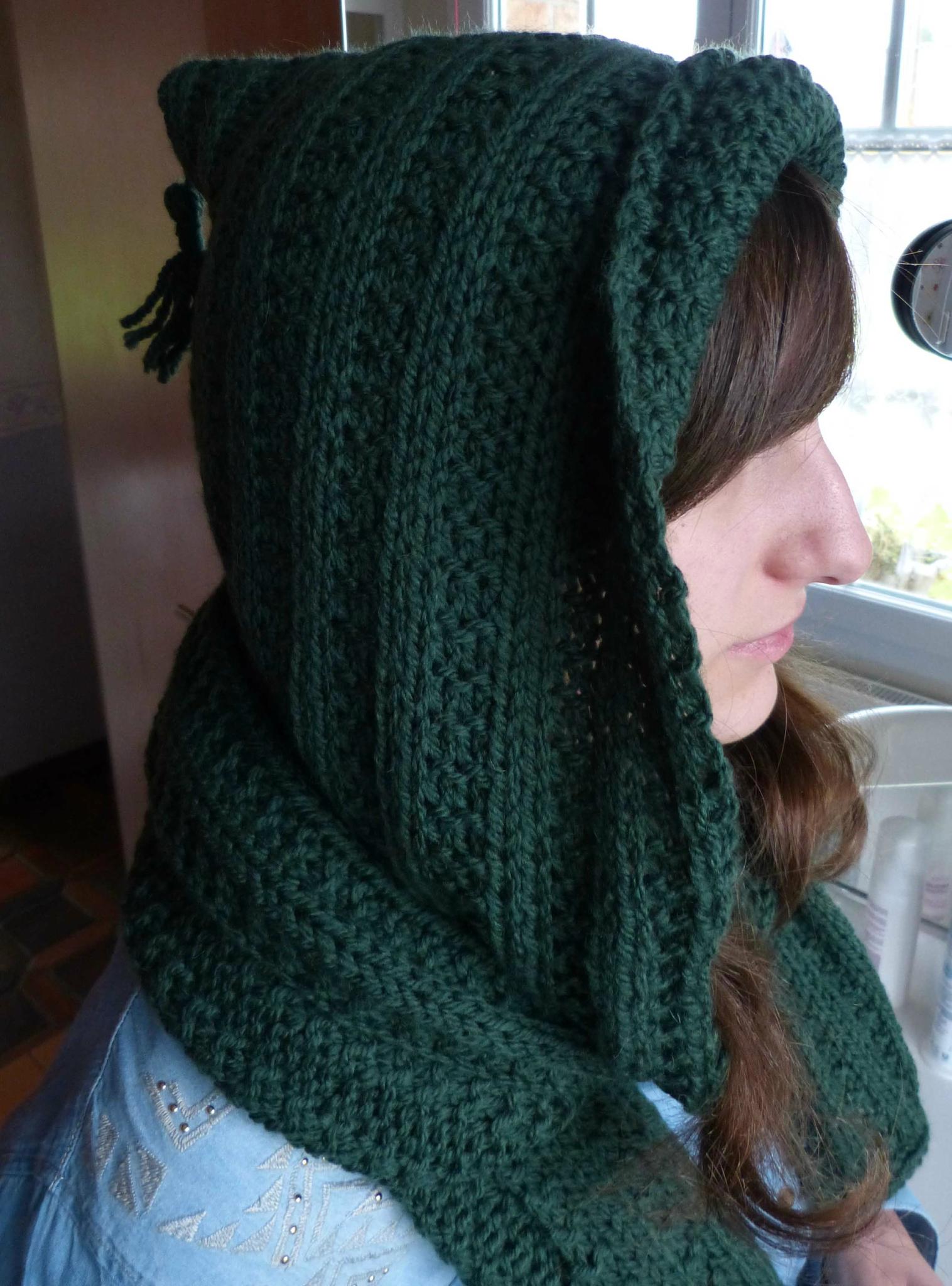 Une maille en l'air  Créations tricot : Au fil des aiguilles, les mailles