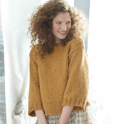 modèle tricot pull femme