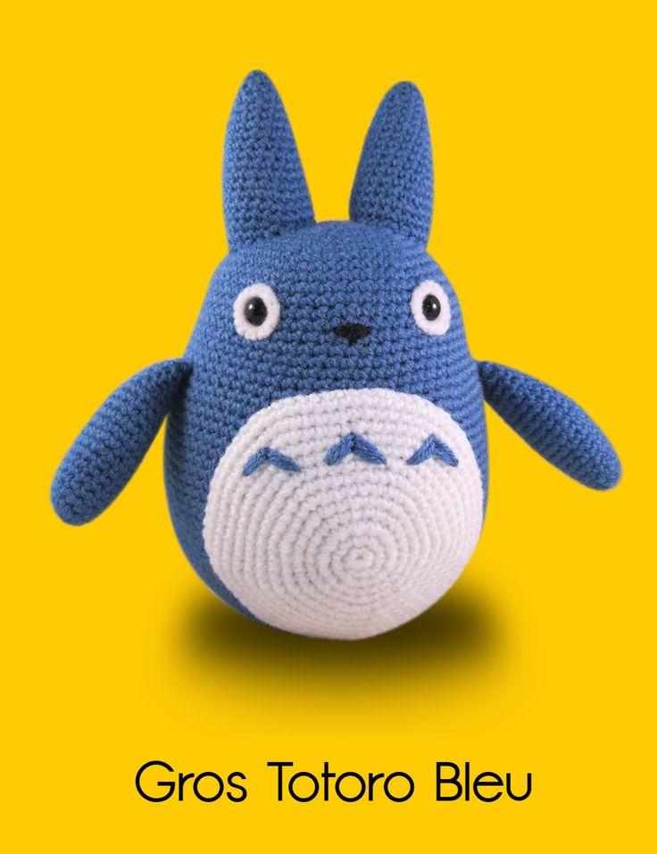 modèle tricot totoro