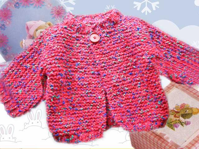 Modele tricot pour les debutants - Apprendre a tricoter debutant ...